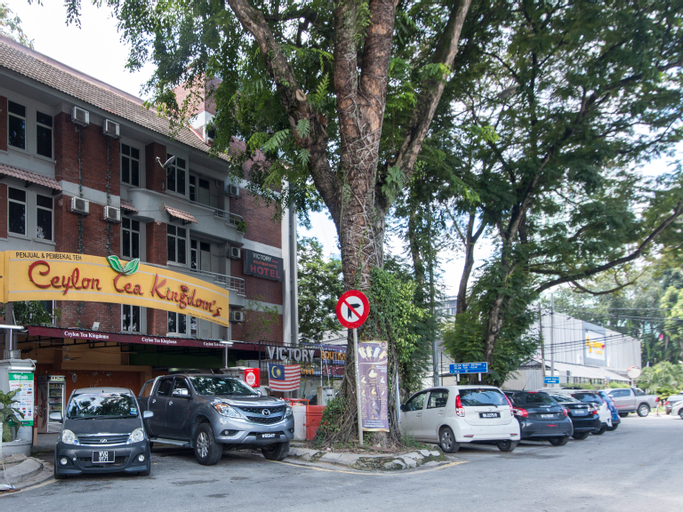 OYO 555 Victory Street Boutique Hotel, Kuala Lumpur