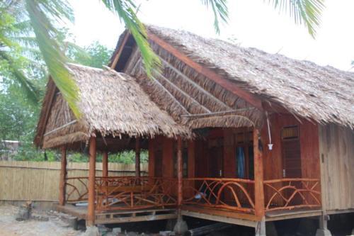 Mentawai holiday cottage, Kepulauan Mentawai