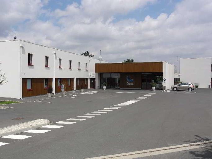 Hotel The Originals Bressuire Plume , Deux-Sèvres