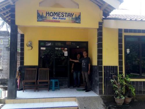 Homestay Dua Pintu, Kulon Progo