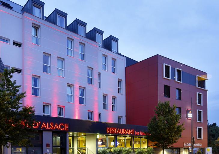 Hotel The Originals d'Alsace Strasbourg Sud , Bas-Rhin