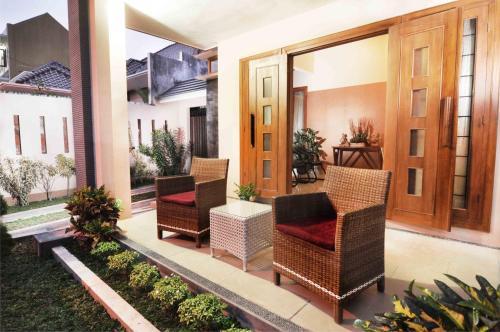Batikan de Ville House, Yogyakarta