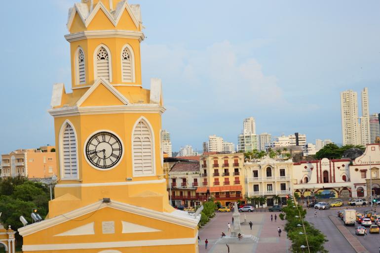 Hotel Torre del Reloj, Cartagena de Indias