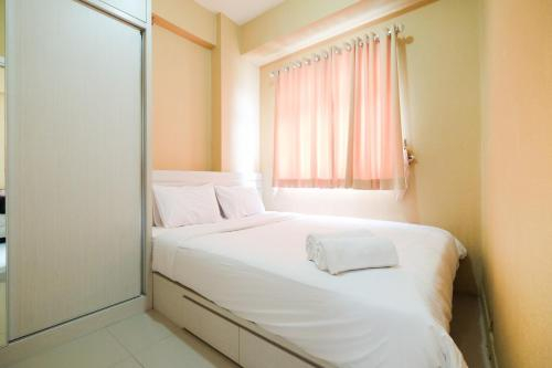 City View 2BR Apartment @ Green Pramuka near Shopping Mall By Travelio, East Jakarta