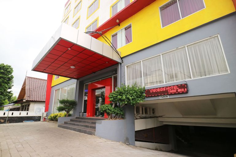 Hotel D Boegis Jakarta, Jakarta Pusat