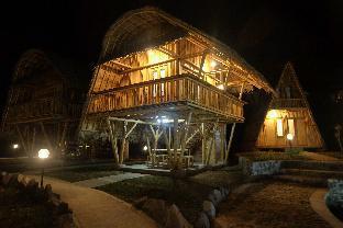 Balkondes Kembanglimus Pring Petung, Magelang
