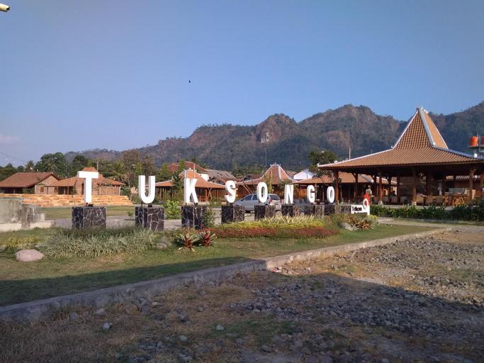 Balkondes Tuksongo, Magelang