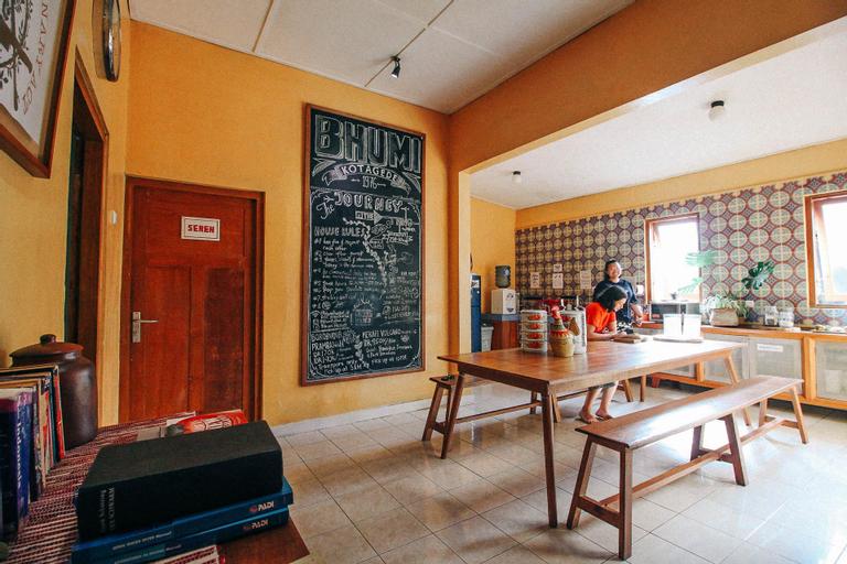 BHUMI Hostel, Yogyakarta