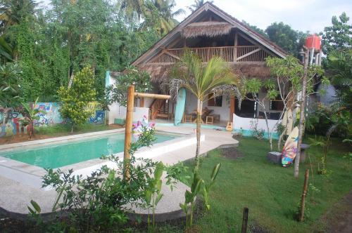 Adeng Adeng Family House Pool & Play, Lombok