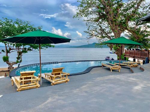 MC Padi Dive Resort, Minahasa Utara