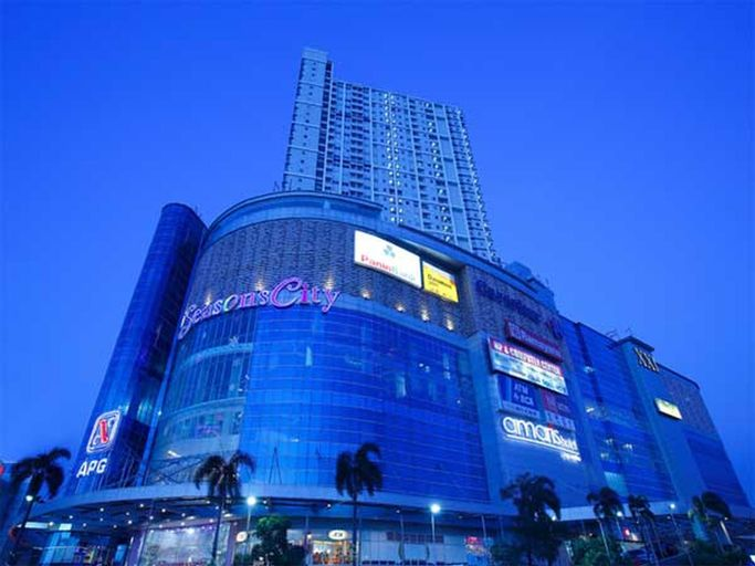 Amaris Hotel Seasons City, West Jakarta
