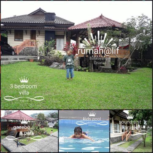 Villa Rumah Alif, Bogor