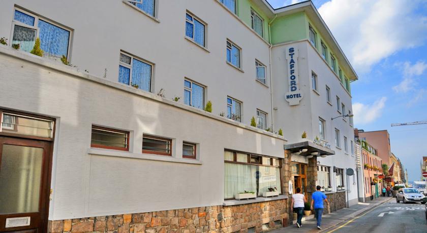 The Stafford Hotel,