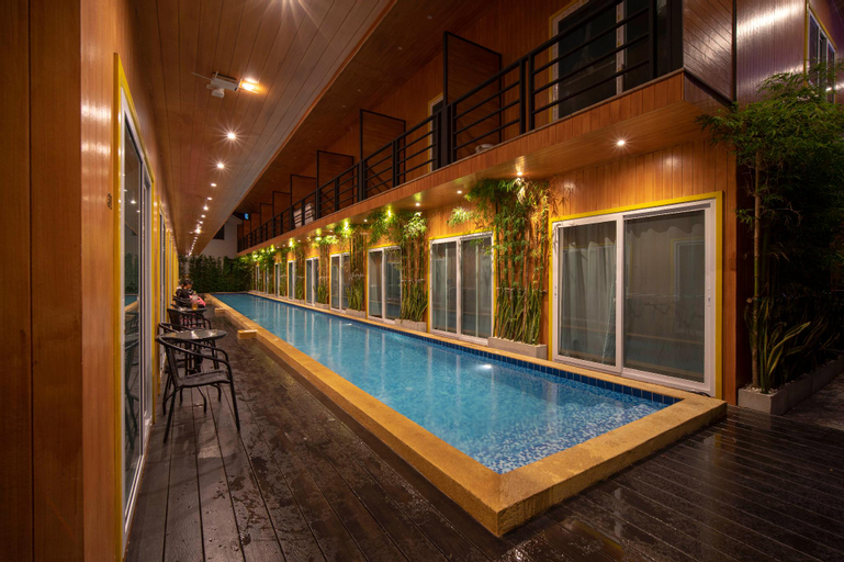 Resort V MRT Huai Kwang, Din Dang
