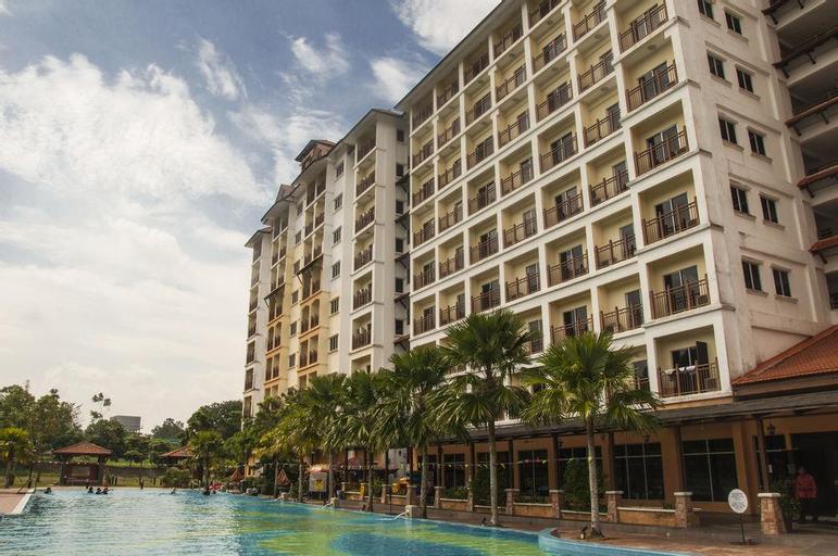 Suria Service Apartment Hotel, Kerian
