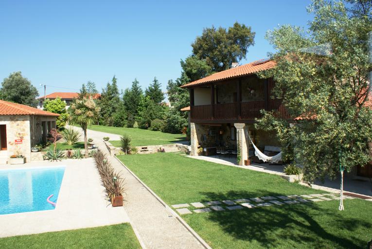 Casa Do Casal Do Carvalhal, Amares
