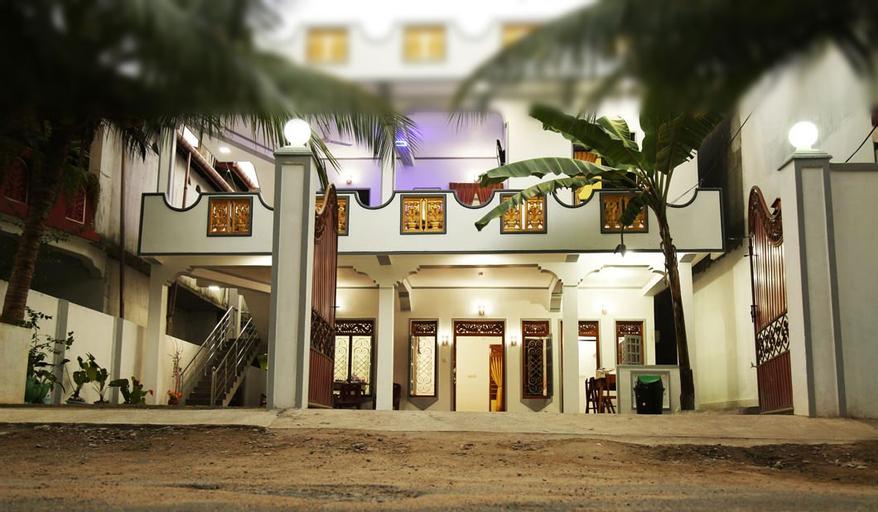 City Lagoon Guest House Batticaloa, Eravur Town