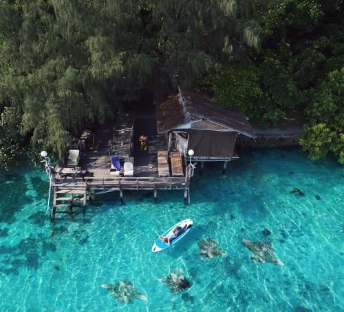 Pulau Macan Eco Village & Resort, Thousand Islands