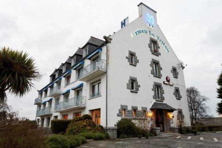 The Originals City, Hotel Armen Le Triton, Roscoff (Inter-Hotel), Finistère
