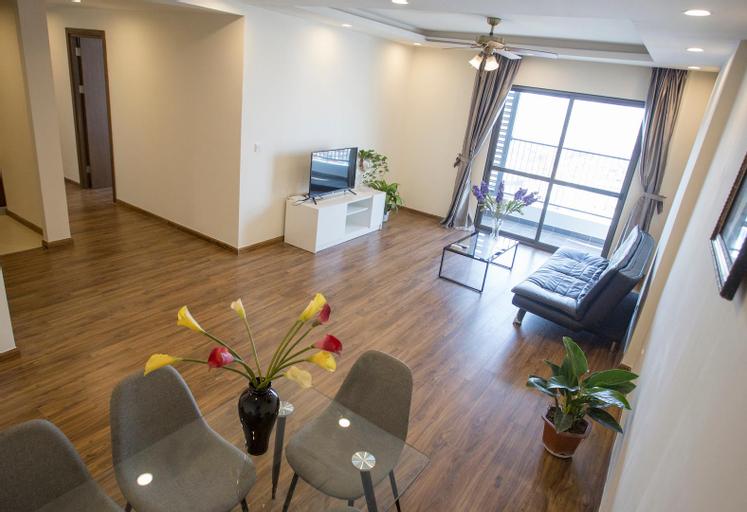 #Luxury Apartment 3BR #The Golden Palm#Hanoi City , Thanh Xuân