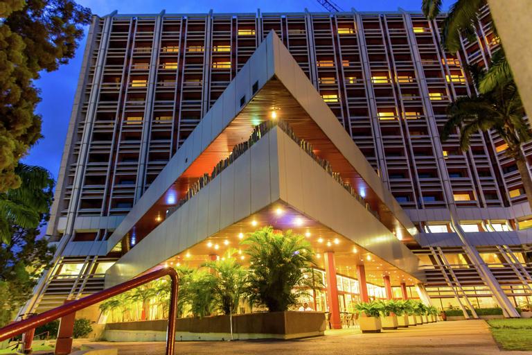 Transcorp Hilton Abuja, AbujaMun