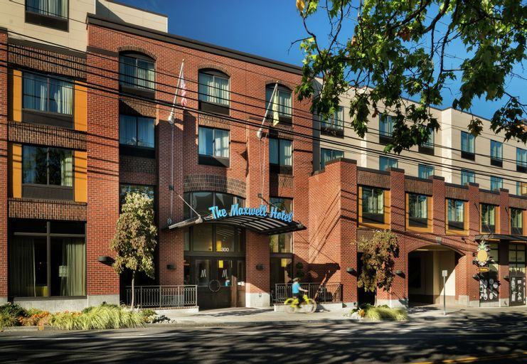 Staypineapple, The Maxwell Hotel, Seattle Center Seattle, King