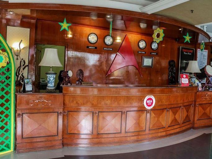NIDA Rooms Manga Raja 84 Medan Kota, Medan