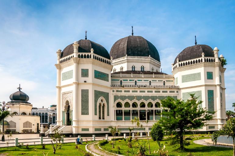 Indah Stay, Medan