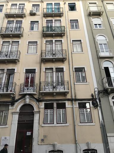 Atlantic Hostel, Lisboa