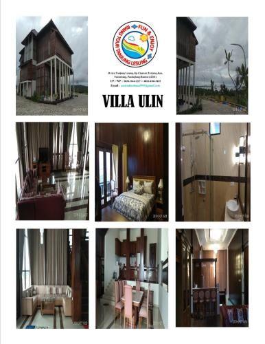 Villa Ulin, Pandeglang