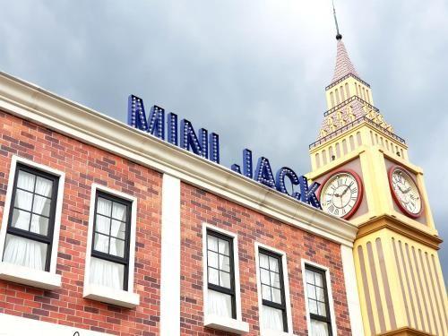 Minijack hotel, Bogor