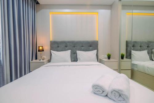 Highest Value Studio Apartment at Gold Coast PIK, North Jakarta