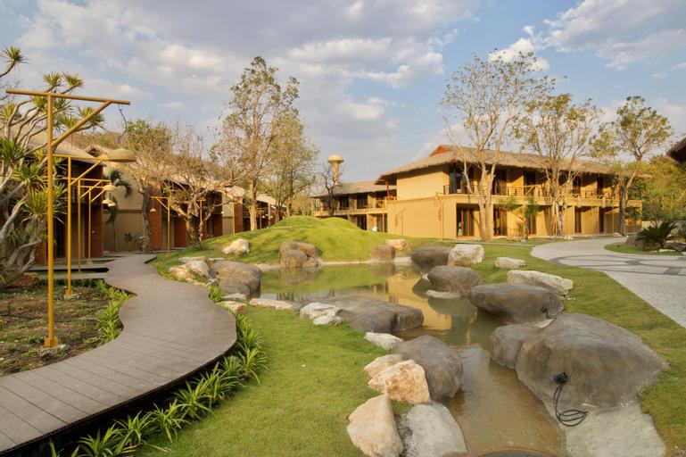 Isaan-Isan Boutique Resort by Andacura, Pak Chong