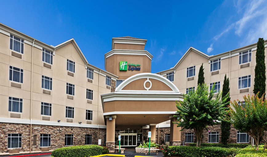 Holiday Inn Express Hotel & Suites Houston-Downtown Conv Ctr, Harris