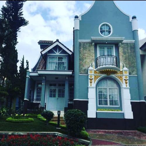 Sewa Villa Puncak Murah, Cianjur