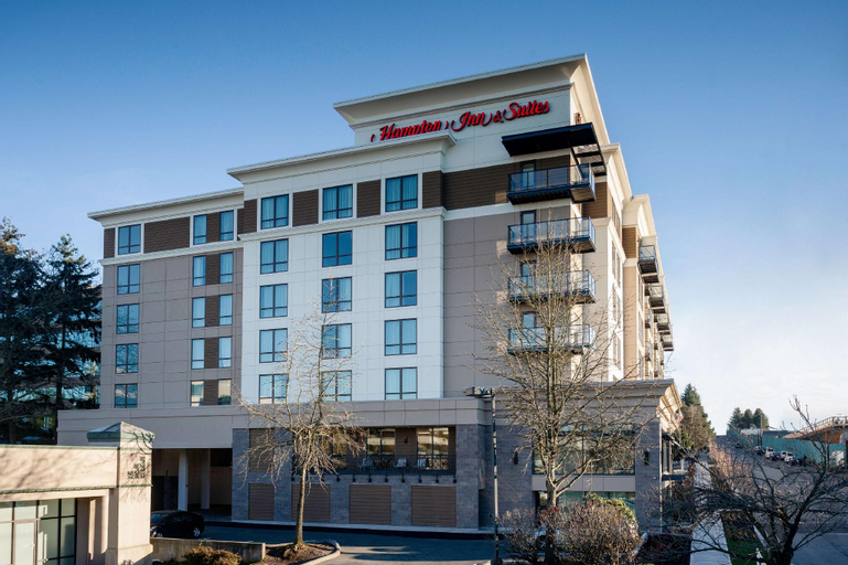 Hampton Inn & Suites by Hilton Seattle/Northgate, King