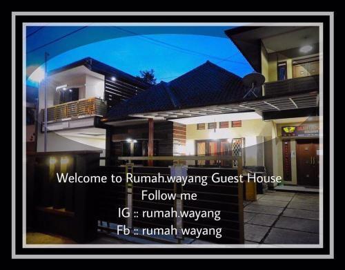 Rumah Wayang, Bandung