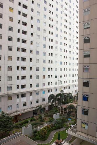 Classic Studio Apartment Gading Nias, North Jakarta