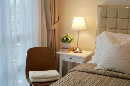 Lucky Tower Residence 2BR Top Floor Condo, West Jakarta