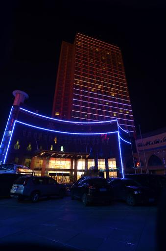 Qiniwak Hotel, Kashgar