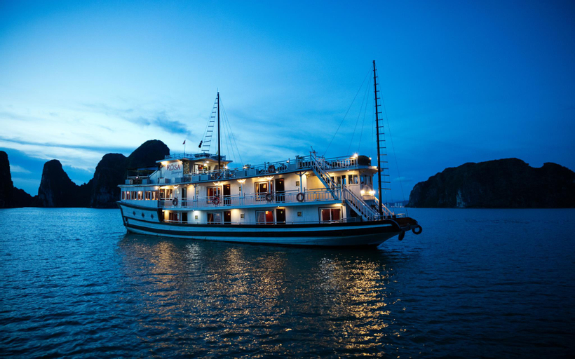 Rosa Boutique Cruise, Hạ Long