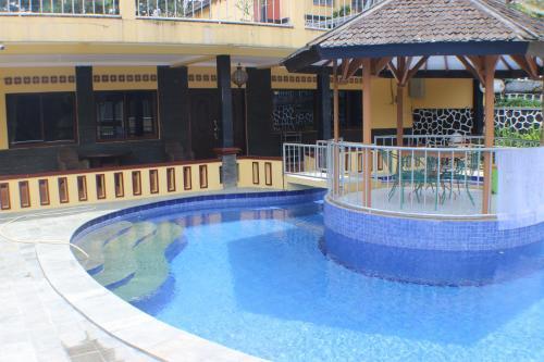 Villa Mawar Bumi Citeko, Bogor