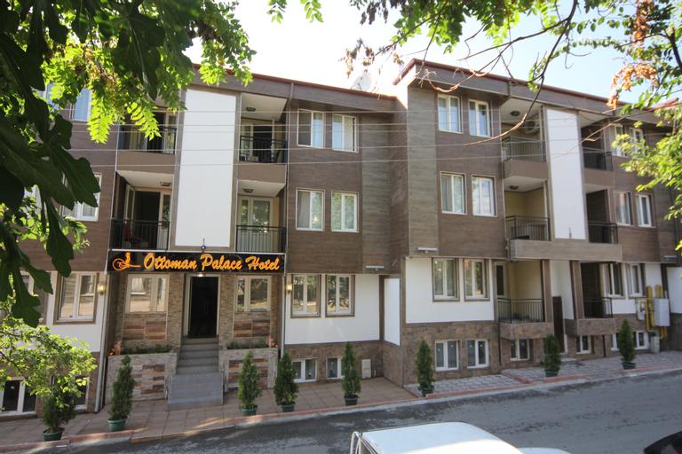 Ottoman Palace Edirne Hotel, Merkez