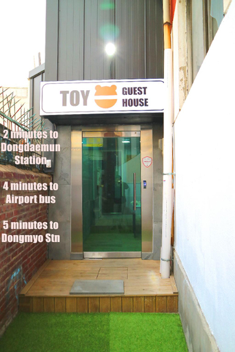 Toy Guesthouse, Seongbuk