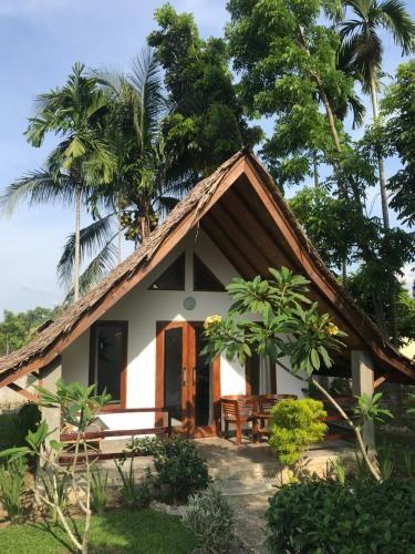 Villa Paradise, Langkat