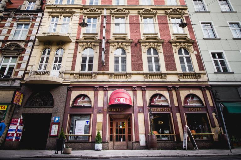 Hotel Diament Economy Gliwice, Gliwice City