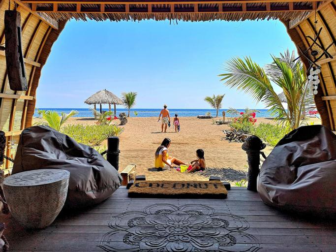 Coconut Garden Beach Resort, Sikka