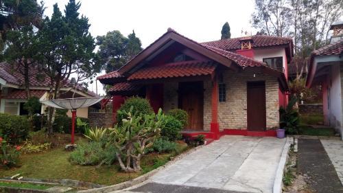 Zevannya Villa Melati Kota Bunga, Cianjur