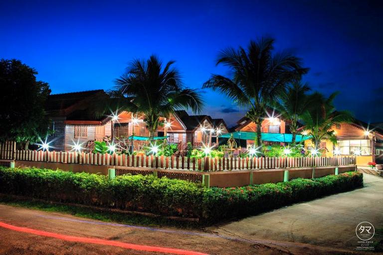 Baan Pak Rim Khong Resort, Tha Bo