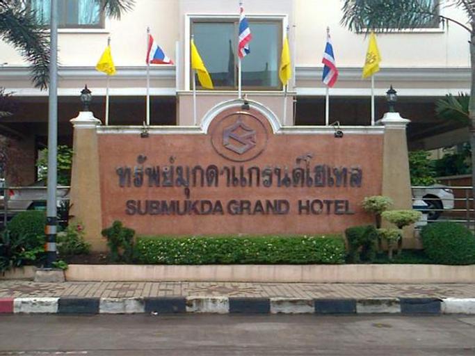 Submukda Grand Hotel, Muang Mukdahan